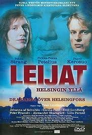 Kites Over Helsinki Poster
