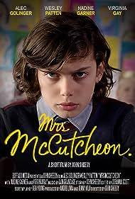 Alec Golinger in Mrs McCutcheon (2017)