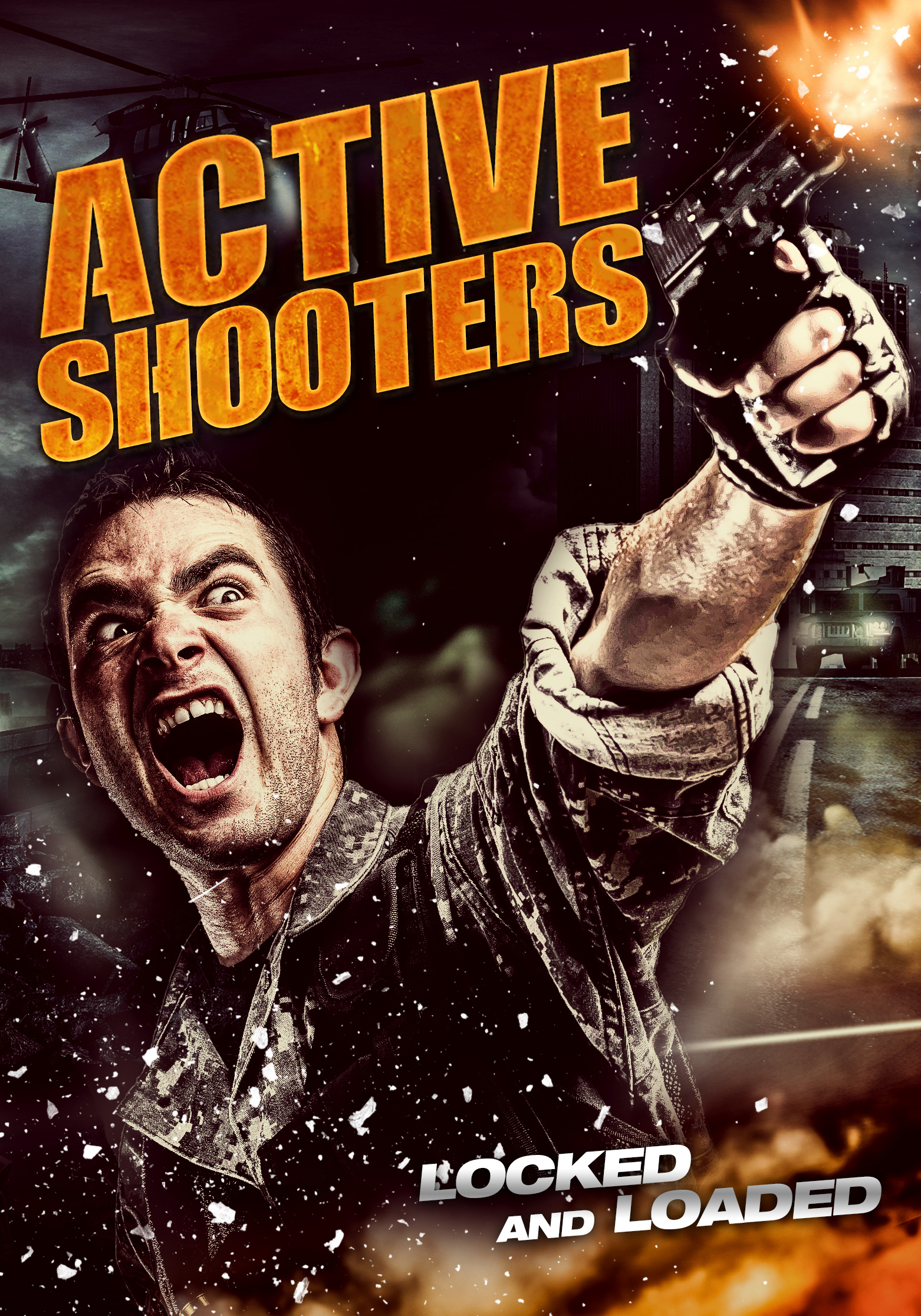 Active Shooters on FREECABLE TV