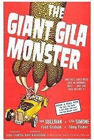 Poster for The Giant Gila Monster