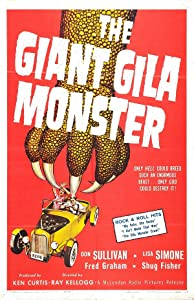 Watch released movies The Giant Gila Monster [720pixels]