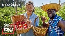 Farming with Jennifer Garner