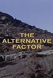 The Alternative Factor Poster