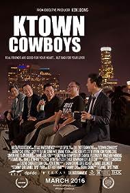 Peter Jae, Danny Cho, Shane Yoon, Bobby Choy, and Sunn Wee in Ktown Cowboys (2015)