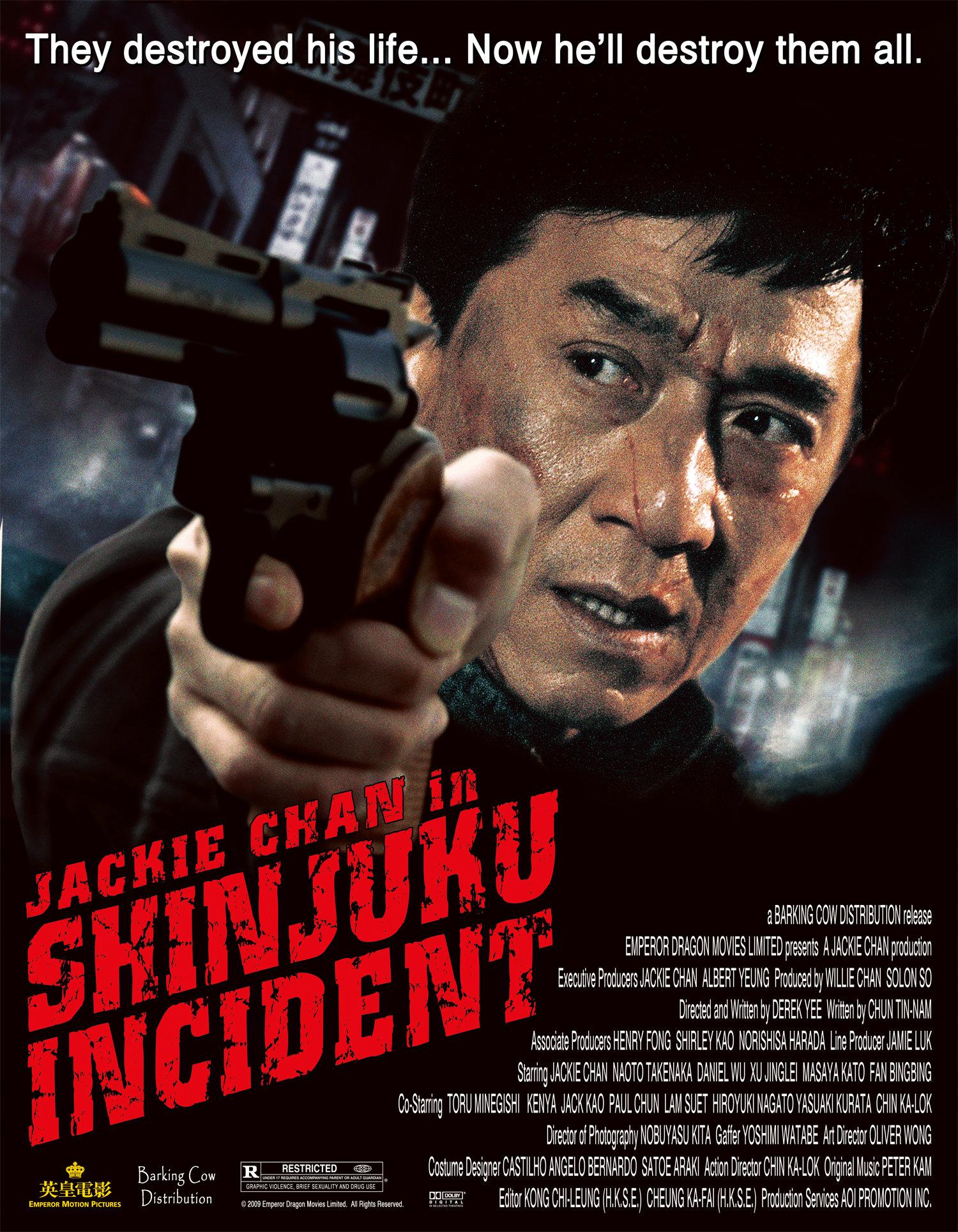 shinjuku incident 720p download