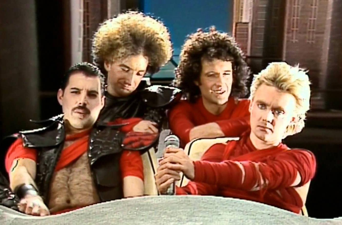 Queen: Radio Ga Ga (1984)