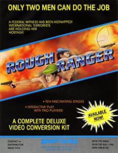 Watch old movie serials Rough Ranger by none [1020p]