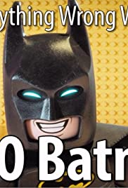 Everything Wrong with The Lego Batman Movie Poster