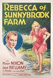 Rebecca of Sunnybrook Farm(1932) Poster - Movie Forum, Cast, Reviews