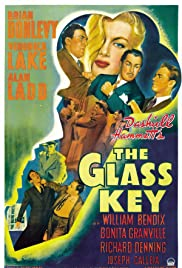 The Glass Key (1942) Poster - Movie Forum, Cast, Reviews