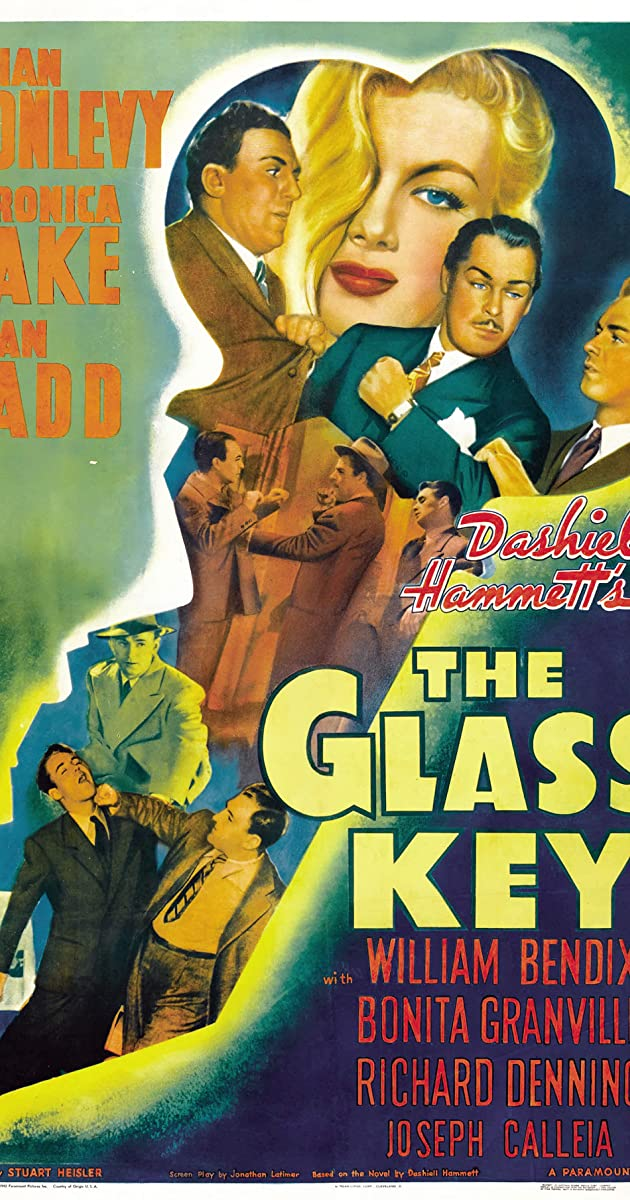 Subtitle of The Glass Key