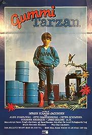 Rubber Tarzan Poster