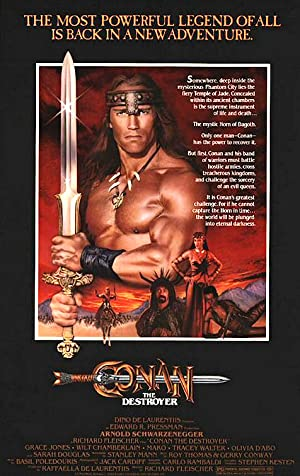 Permalink to Movie Conan the Destroyer (1984)