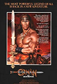 Primary photo for Conan the Destroyer