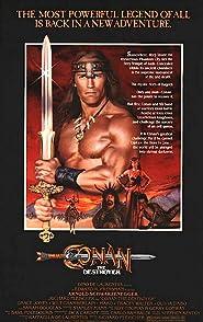 Conan the Destroyerโคแนน ตอนถล่มวิหารเทพเจ้า