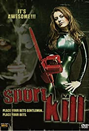 Sportkill Poster