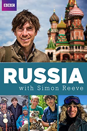 Where to stream Russia with Simon Reeve