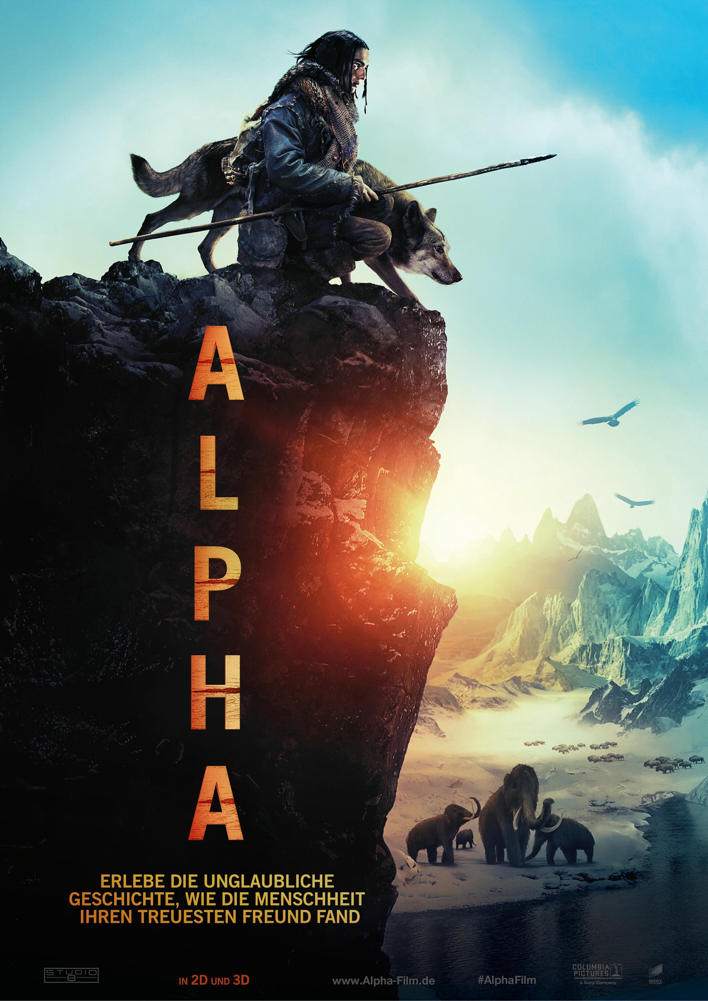 Alpha 2018 Photo Gallery Imdb
