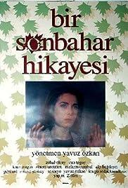 Bir sonbahar hikayesi Poster