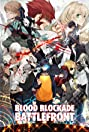 Blood Blockade Battlefront (2015) Poster