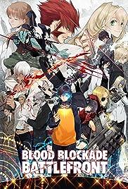 Blood Blockade Battlefront Poster