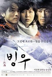 Ice Rain Poster