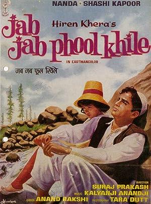 Jab Jab Phool Khile movie, song and  lyrics