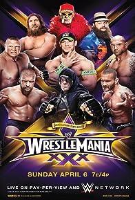 Primary photo for WrestleMania XXX