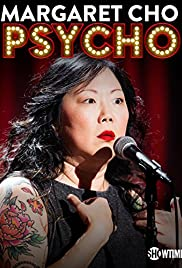 Margaret Cho: PsyCHO Poster