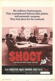 Shoot (1976) Poster - Movie Forum, Cast, Reviews