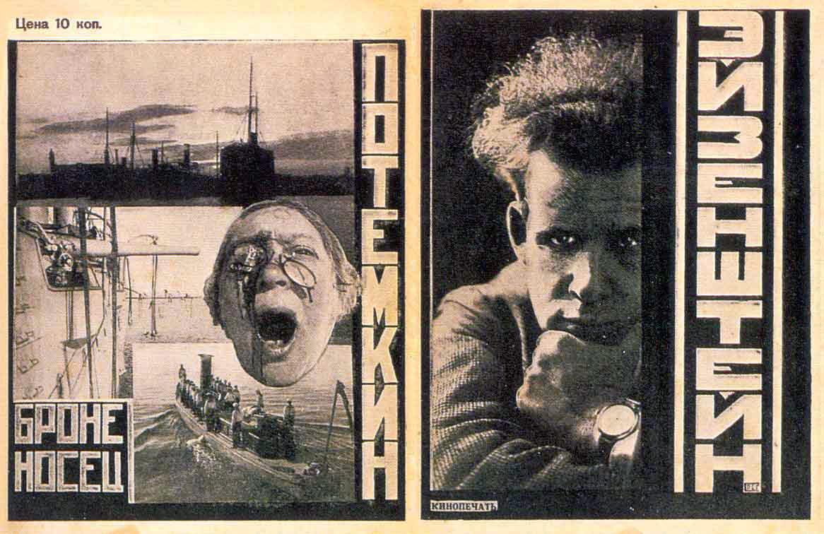 Sergei M. Eisenstein in Bronenosets Potemkin (1925)