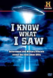 I Know What I Saw Poster