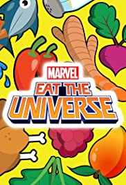 Marvel: Eat The Universe Poster