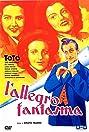 L'allegro fantasma (1941) Poster