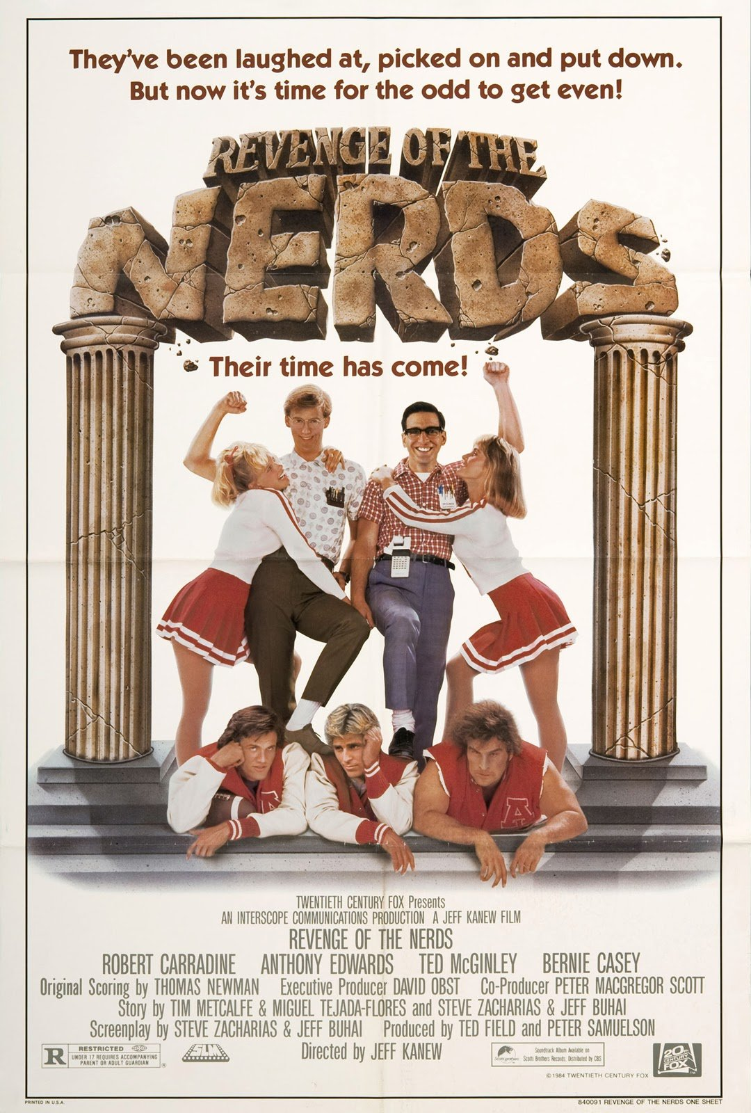 photo Revenge of the nerds remake gets binned
