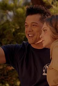 Rachel Bloom and Vincent Rodriguez III in Crazy Ex-Girlfriend (2015)