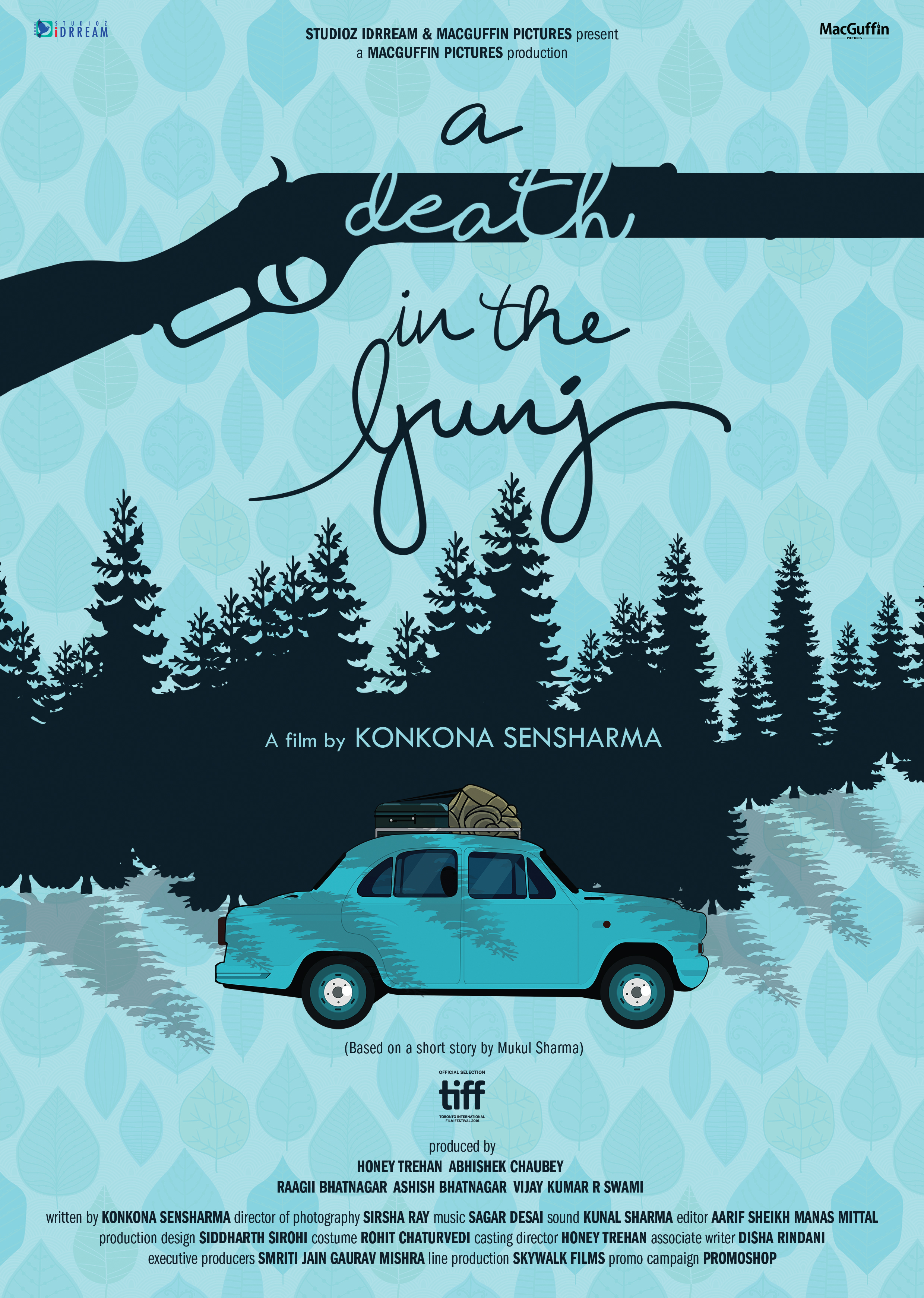 A Death in the Gunj (2016) - IMDb