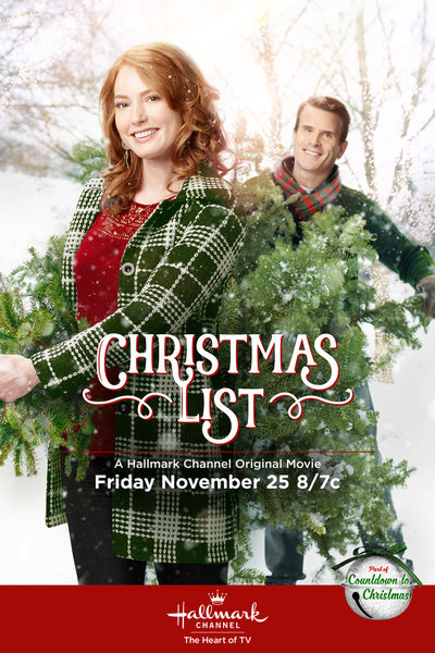 christmas list tv movie 2016 imdb
