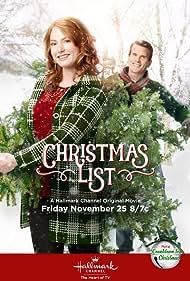 Alicia Witt and Gabriel Hogan in Christmas List (2016)