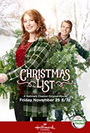 christmas list poster - Amazon Christmas Movies