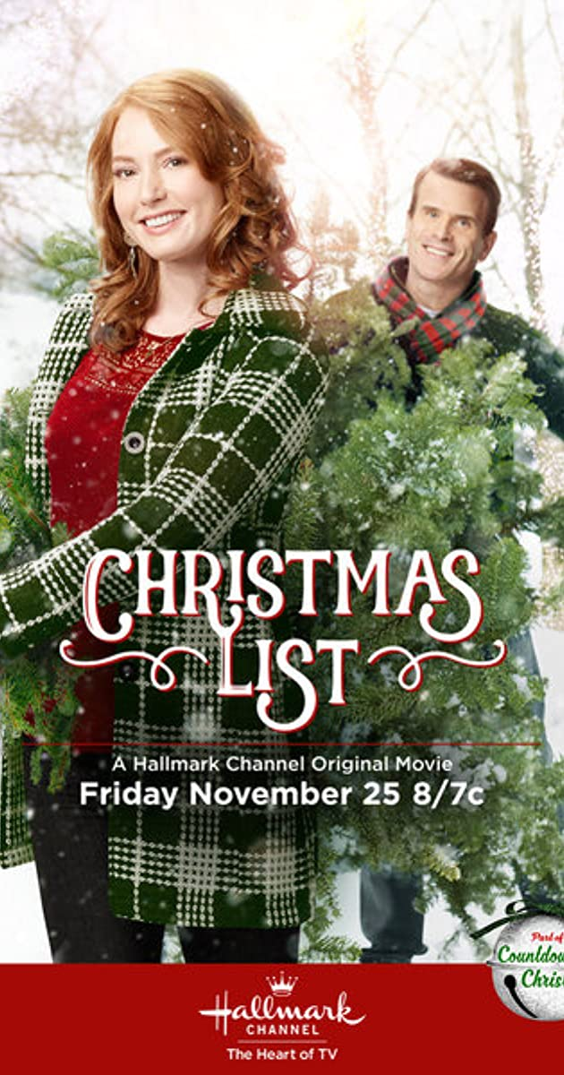 Falling For Christmas Cast.Christmas List Tv Movie 2016 Imdb