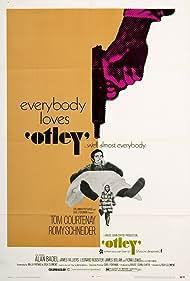 Romy Schneider and Tom Courtenay in Otley (1969)