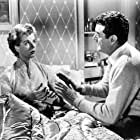Jack Hawkins and Margaret Johnston in Touch and Go (1955)