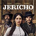 Hans Matheson, Clarke Peters, and Jessica Raine in Jericho (2016)