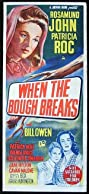 When the Bough Breaks (1947) Poster