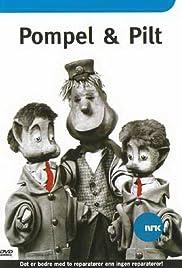 Pompel og Pilt Poster - TV Show Forum, Cast, Reviews