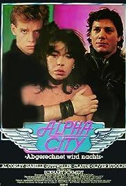 Alpha City Poster