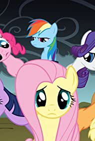 Tara Strong, Tabitha St. Germain, Andrea Libman, and Ashleigh Ball in My Little Pony: Friendship Is Magic (2010)
