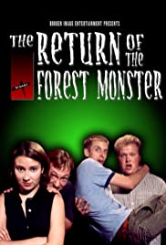 The Return of the Forest Monster Poster