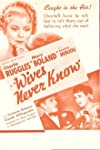 Wives Never Know (1936)